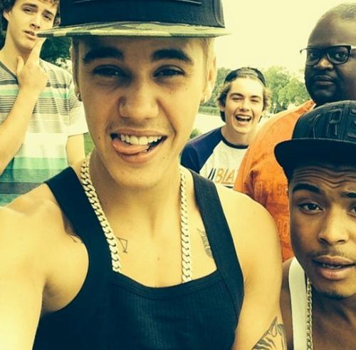 Justin and gang.