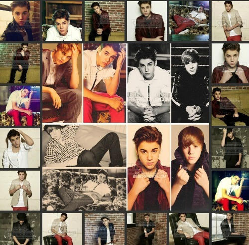 Older picture of a Jb collage.