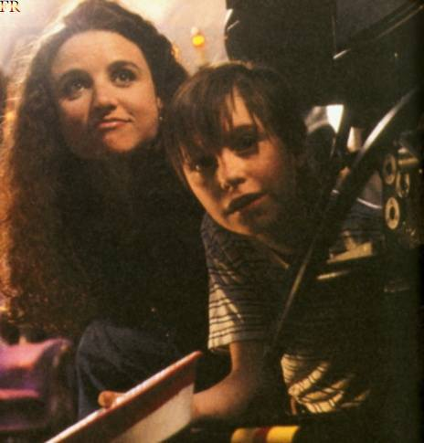 Little Rider Strong with his mother <33333