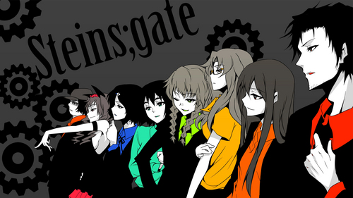 way too many ... but i will post steins; gate . i cried so hard with this one .
