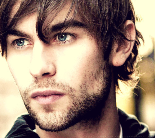 Chace with stubble<3