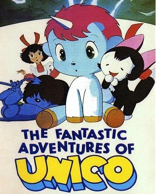 The only عملی حکمت that did cry for the first time is The Fantastic Adventures Of Unico