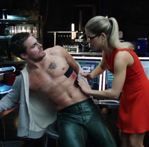 Oliver and Felicity = Olicity<3