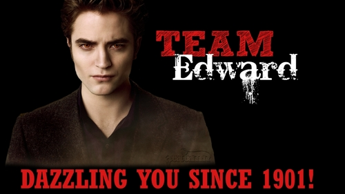I'm a proud member of Team Edward,and I plan to be FOREVER<3