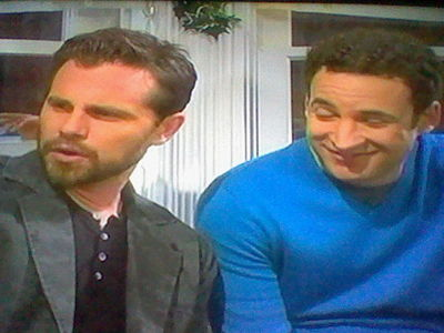 Both Rider and Ben in Girl Meets World a 크리스마스 episode I watch last Friday :)
