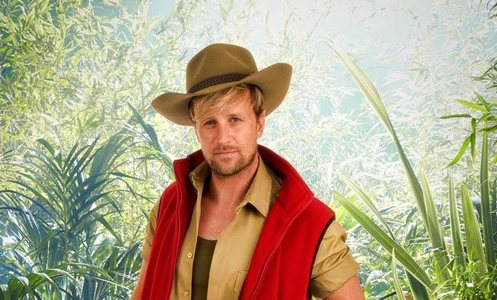 Kian Egan(from Westlife) on I'm A Celebrity..Get Me Out Of Here