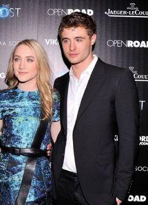 Max Irons and Saoirse Ronan<3