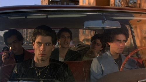 My men in a car :)
