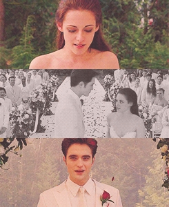 a beautiful संपादन करे of Robert and Kristen(as Edward and Bella),from BD part 1<3