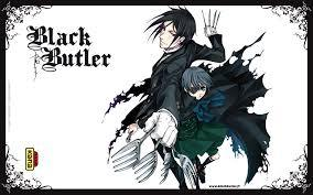 There is 黒執事 (Black Butler). It's a super good anime!!! It has three seasons.