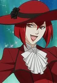 Madam red.
