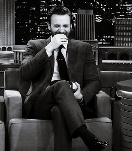 Chris my baby laughing <3333