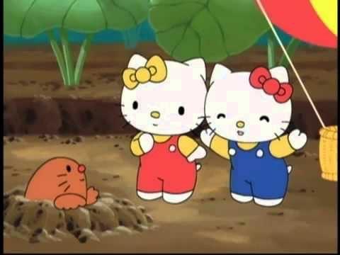 Hello Kitty's Paradise Hello Kitty Furry Tale Theater Kimba the White Lion Teen Titans Avatar: The Last Airbender Kappa Mikey