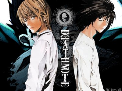 I believe my first anime was Death Note.
