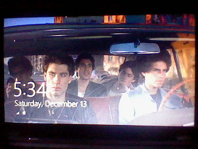 All my men are on my screensaver :)