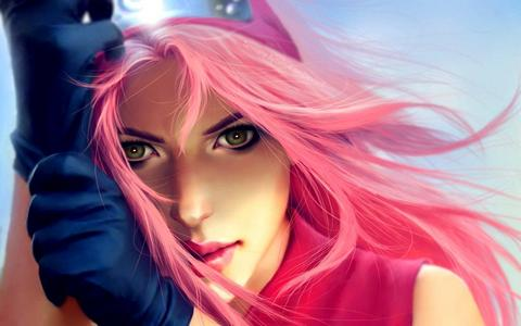 Sakura Haruno. But she would be one of many choices.