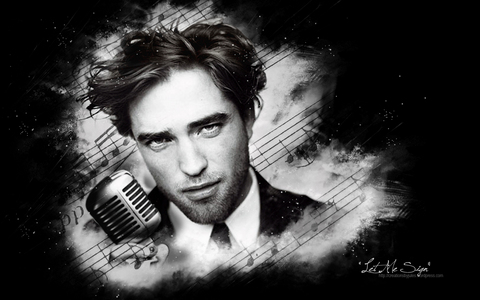 my gorgeous babe acts and sings.He had 2 songs featured in the first Twilight movie(one of which is on the soundtrack)<3