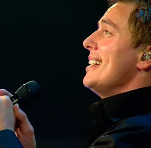 John can sing, act, dance, entertain, write books, etc etc!
