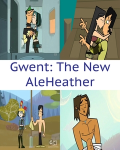 "Gwen is amazing. Everyone knows that the only person who should be called ""New Heather"" is Duncan, since he planted the moves on Gwen, getting her in trouble with Courtney. P.S. I'll stop calling Trent ""New Alejandro"", if everyone agrees that Gwen is NOT the ""New Heather""."