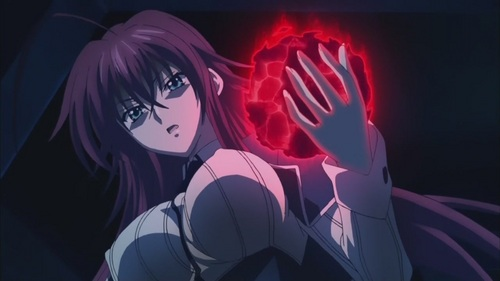 Rias from highschool dxd