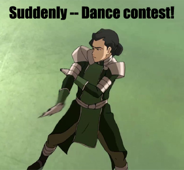 Here, have a Kuvira