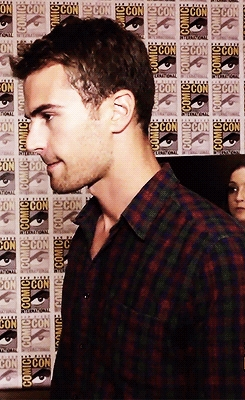 my beautiful Theo from the side<3