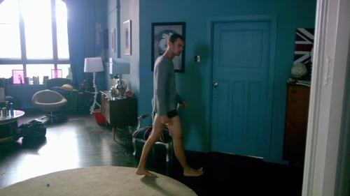 Theo's sexy British feet<3