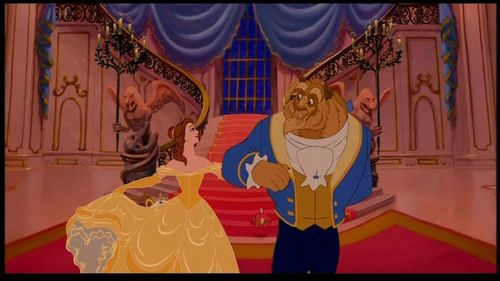 Beauty and the Beast. <3