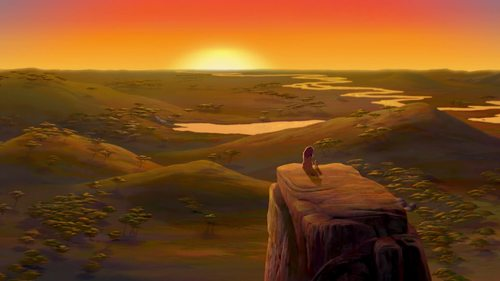 """I was like 5 of 6 when I saw The Lion King for the first time. My father bought a lot of VCD including The Lion King, Bambi, and The Land Before Time {which was my favoriete at the time since I was a dino freak :p}. My first impression of TLK was...confuse ?. I didn't understand the plot and the line cuz I don't understand English back then...though I did enjoy the song. When I was 9, I saw some TLK related commercial. I still remember one of them that zei """" Simba's family is strong, they eat blablabla cereal every morning......"""" . And when I was 15, my father gave me a TLK DVD, I watched it over and over and over, Until I realize how good the movie is."""