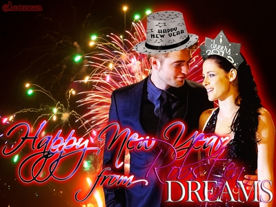 Robert,Kristen and I wish آپ all a happy(and safe)New سال everybody!!!!!!!!!!!