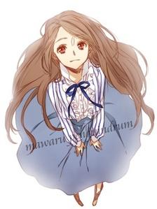 Mine are going to be: Young Griffith - Berserk. Kotori Minami - pag-ibig Live! School Idol Project. Himari Takakura - Mawaru Penguindrum.