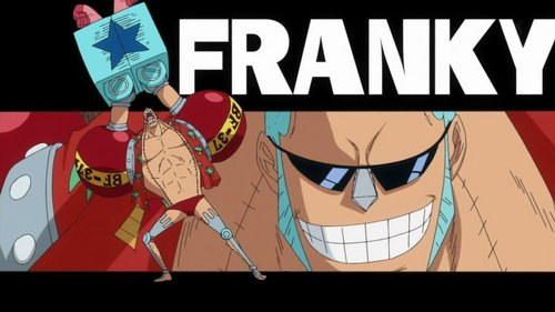 This Guy........... Franky From One Piece