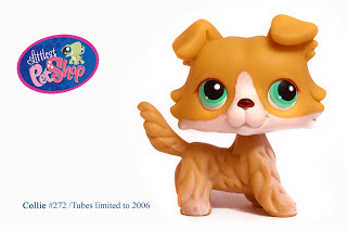I've recently started to collect Funko POP! figures, but I only have six right now. I also collect Littlest Pet Shop. Below is one I'd really like to get.