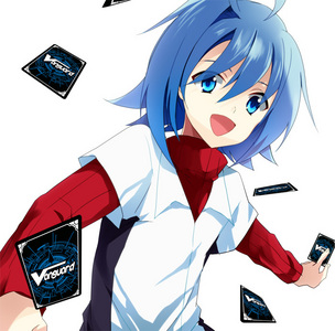 Sendou Aichi from Cardfight!!Vanguard ISN'T HE PRECIOUS /)///(\ look at that cute face ailkfhjalkfhjakhf I MEAN HE'S THE HEROINE OF THE WHOLE ANIME AND HE'S SO CUTE I also pag-ibig Kai Toshiki (even though he's an asshole)
