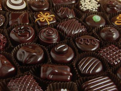 Delicious chocolates :P