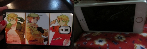 i'm using 2 ''galaxy note 3 and iphone 5s''