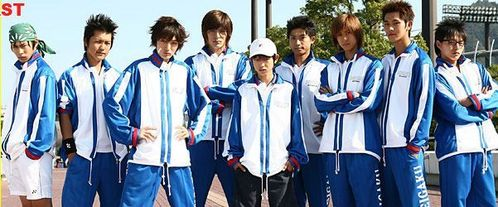 Prince of tenis Live-action movie!! :3