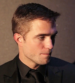 Robert with super short hair<3