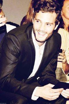 Jamie wearing black<3