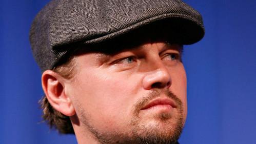 Leo wearing a hat<3