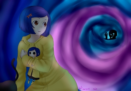 Coraline is pretty underrated. She and her movie are rarely talked about. In the public, I have even a hard time finding people who had watched it before. So, yeah pretty underrated in my opinion.