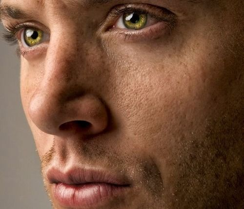 Jensens sexy eyes :)