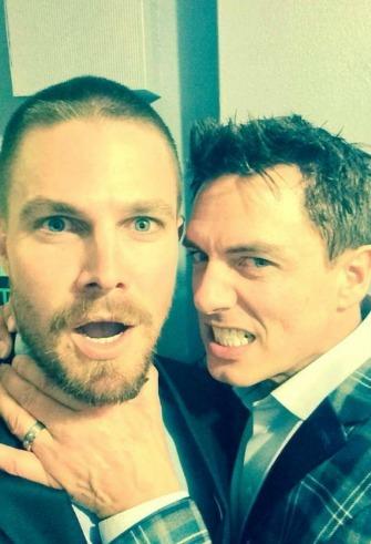 Stephen and John!