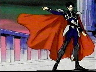 Tuxedo Mask - Sailor Moon (he tranforms into Prince Endymion)