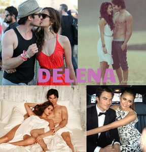 Damon and we are team Delena all the way bitches. Their love is epic <3333
