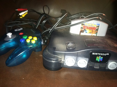 I dont play it as much as I used to, but I still have a Sega genesis. I also have an N64 that I still play once in a while.