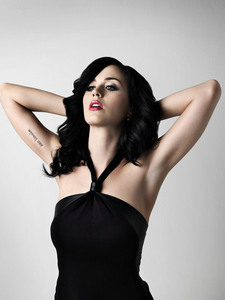 katy perry in black as あなた wish ^^