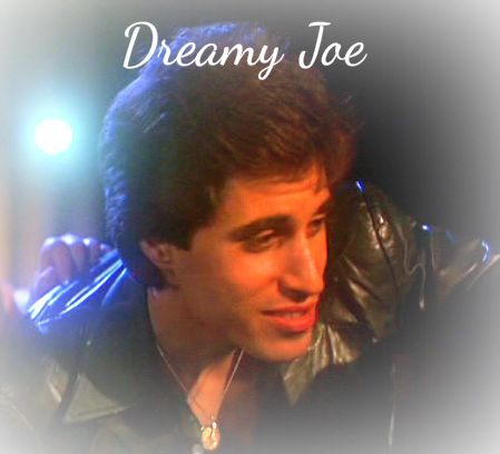 Joey being one of my dream hunks <33333