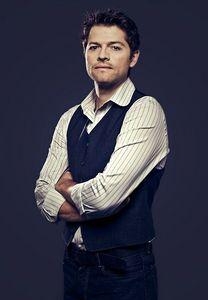 my handsome Misha man