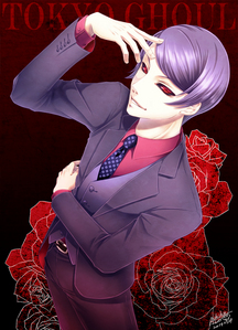 Uta was my inayopendelewa at first but it quickly switched to Tsukiyama, he's just crazy in the anime (which is why I first started to upendo him lol) but he actually does have a lot of character depth the anime never covered.